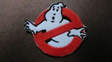 United States Retro Movies Ghost Busters Embroidered Iron / Sew On Patch Badge