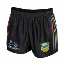 Penrith Panthers 2017 NRL Kids Supporter Shorts BNWT Rugby League Footy Clothing