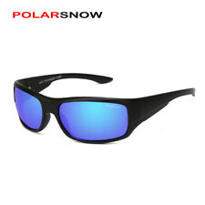 Brand New Sports Cycling Driving Sunglasses 100% UV400 Protected and Polarized
