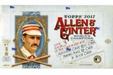 2017 Topps Allen & Ginter Baseball - PICK YOUR CARD - COMPLETE YOUR SET #1-150