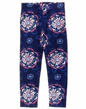 NWT Gymboree Girls Leggings Colorful Medallion SZ 4,5/6,7/8,10/12