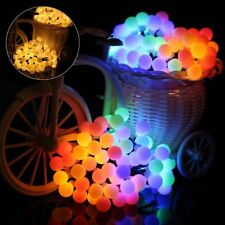 10-500 LED Fairy Curtain String Lights Xmas Christmas Wedding Party Connectable