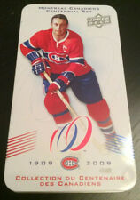 2008-09 Upper Deck Montreal Canadiens Centennial Base Cards! U Select From List