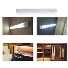 12/20LED PIR Auto Motion Sensor Intelligent Night Light for Cabinet Hotel Closet