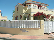 Costa Blanca, Spain - Holiday Villa with Private Pool for Rent - May 2018