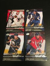 2009-10 Upper Deck Young Gun Rookies Series 1&2! U Select From List