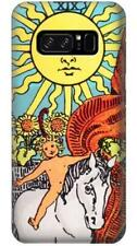 Tarot Sun Card Phone Case Cover for Samsung Galaxy Note8 Note5 Note 4 3 2 II