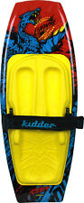 KIDDER LIVEWIRE FIBERGLASS KNEEBOARD - DURABLE NEXUS TOP - BOATING WATERSPORTS
