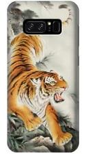 Chinese Tiger Tattoo Painting Phone Case for Samsung Galaxy Note8 Note5 Note 4 3