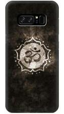 Yoga Namaste Om Symbol Phone Case for Samsung Galaxy Note8 Note5 Note 4 3 2