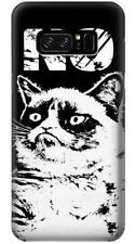Grumpy Cat No Phone Case for Samsung Galaxy Note8 Note5 Note 4 3 2