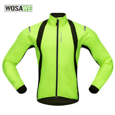 Unisex Windproof Cycling Jacket Winter Warm Up Bicycle Bike MTB Clothing S-XXL