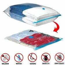 Space Saver Large Vacuum Storage Bags Vacuum Seal Compressed Organizer Bag CN
