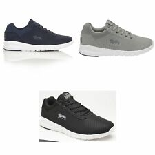 Lonsdale Mens Tydro Lace Up Trainers (JG455)
