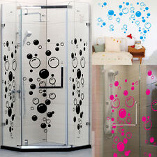 86 Bubbles Wall Art Bathroom Shower Tile Removable Mural Decal Kid Sticker Decor