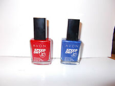 Avon Speed Dry Nail Enamel 0.4 fl. oz each New  You choose Your color