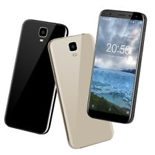 Unlocked 8+13MP Android 7.0 Smartphone 4 Core Dual SIM 18:9 Screen Cell Phone