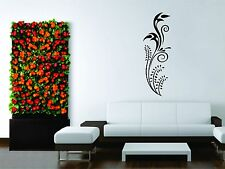 Wall Car Mural Vinyl Decal Sticker Ornament Design Floral Abstract Decor Room