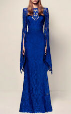 [ ALEX PERRY ] blue niamh full lenght gown [ size: 8 ] $2800 BRAND NEW