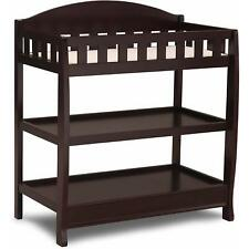Delta Children Wilmington Changing Table with Pad