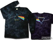 Pink Floyd Dark Side of the Moon  Long Sleeve Tie Dye