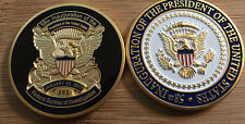 FBI Federal Bureau  - 2017 - 58th Inauguration of the Pres. badge challenge coin