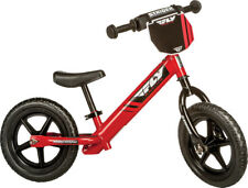 STRIDER Fly Racing Classic Kids Balance Red Bike No-Pedal Learn To Ride Pre Bike