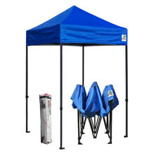 5x5 Commercial EZ POP UP Canopy Gazebo Party Sports Shelter Tent W/ Carry Bag