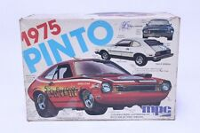 VINTAGE 1/25 SCALE MPC 1975 PINTO MODEL KIT W/ BOX UNUSED