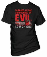 Army Of Darkness -  Low On Gas Adult S/S T-Shirt in Black