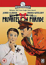 Privates On Parade - REGION 2 DVD - JOHN CLEESE - DENIS QUILLEY