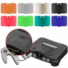 Nintendo 64 N64 Memory Expansion Jumper Pak Replacement Lid Cover Colorful