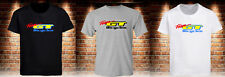 Team GT BMX Bicycle Earn Your Wing Black T-Shirt Grey White Men's Tee S to 3XL