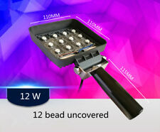 High power hand held portable UV curing lamp UV glue curing
