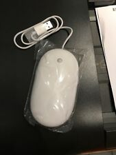 New in plastic Apple Mighty Mouse Optical USB (Wired) Mouse A1152  EMC2058