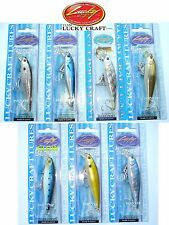 Lucky Craft Pointer 78 SP Japan Fishing Lure,Hard Bait,SEA BASS,Trout,Pike