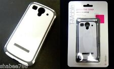 OEM New Lot T Mobile White Gray Body Glove Cover Case for Huawei MyTouch