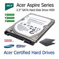 """80GB Acer Aspire 5520 2.5"""" SATA Laptop Hard Disc Drive (HDD) Upgrade Replacement"""