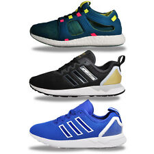 Adidas Mens Originals ZX Flux & Boost  Running Lifestyle Trainers From £29.99