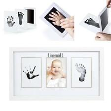 Baby Safe Print Ink Pad Hand Foot Prints Reuseable Home Art Craft Paper LM