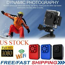 R3 Wifi Mini HD Sports DV DVR Video Audio Camera Recorder DV Camcorder 1080P Cam