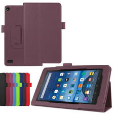Fold Leather Case Stand Cover For Amazon Kindle Fire HD 7 Tablet
