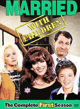 Married With Children - The Complete First Season (DVD, 2003, 2-Disc Set)