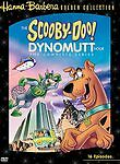 The Scooby-Doo/Dynomutt Hour (DVD, 2006, 4-Disc Set) 16 EPISODES