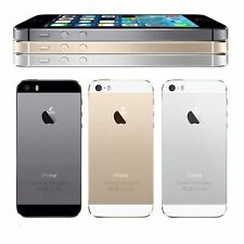 Factory Unlocked Apple iPhone 5S Gold Silver Gold 4G Smartphone Oyut