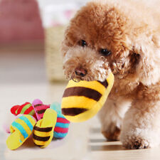 Hot Funny Dog Pets Cat Toy Puppy Chew Squeaker Squeaky Plush Sound Slipper Toys