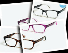 One Pair of quality Rimmed Reading Glasses