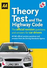 Theory Test and Highway Code: AA Driving Test by AA Publishing (Paperback, 2011)