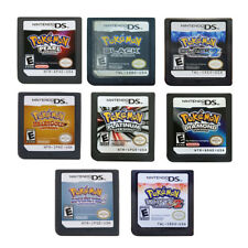 Video Game Card Pokemon For Nintendo DS 3DS NDSI NDS NDSL Lite2 US Version