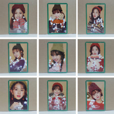 TWICE Likey Repackage Heart Shaker Merry&Happy Photocard Special Ver. Select